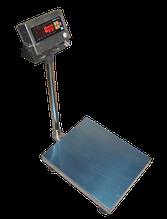Товарні ваги ЗЕВС™ 400х500 нержавіючого виконання ZEMIC BM6E3 (200кг)