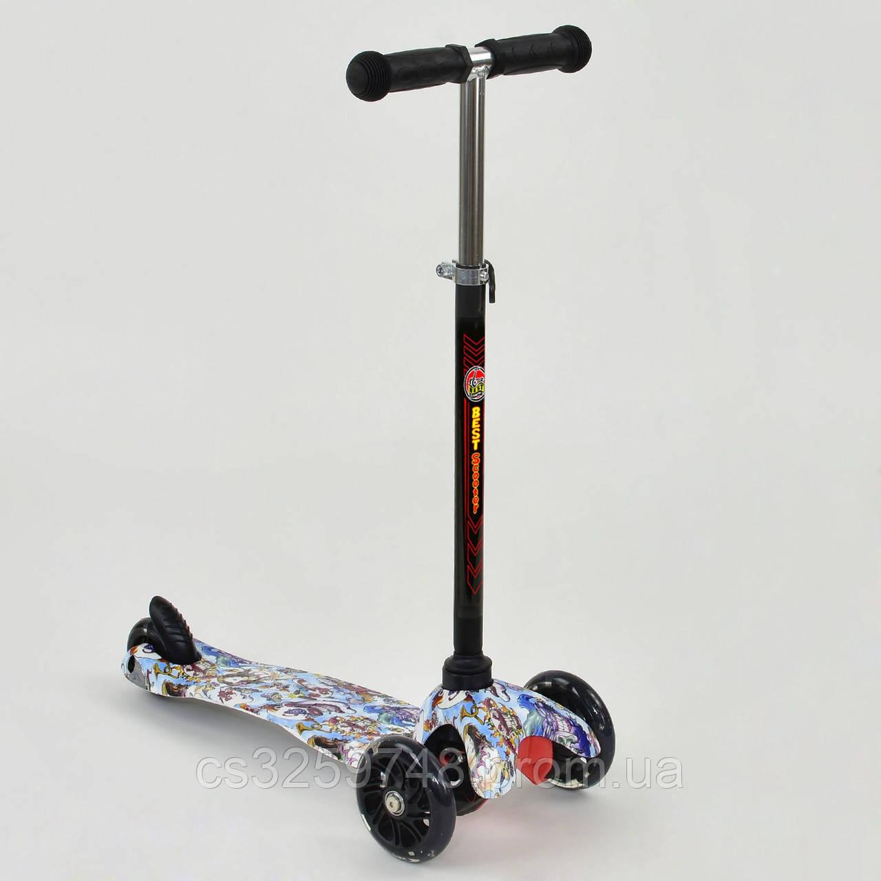Самокат MINI Best Scooter А 24708 / 779-1232
