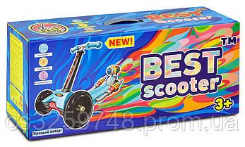 Самокат MINI Best Scooter А 24708 / 779-1232, фото 3