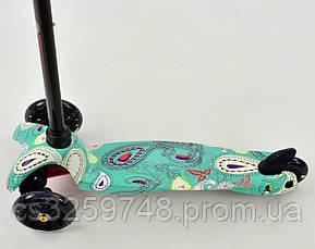 Самокат MINI Best Scooter А 24695 /779-1206, фото 2