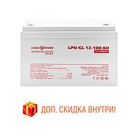 Аккумулятор гелевый LPU-GL 12 - 100 AH