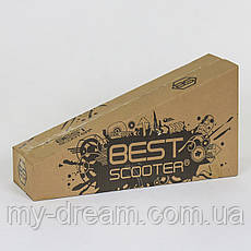 Самокат-кикборд Best Scooter А 24646 /779-1390, фото 3
