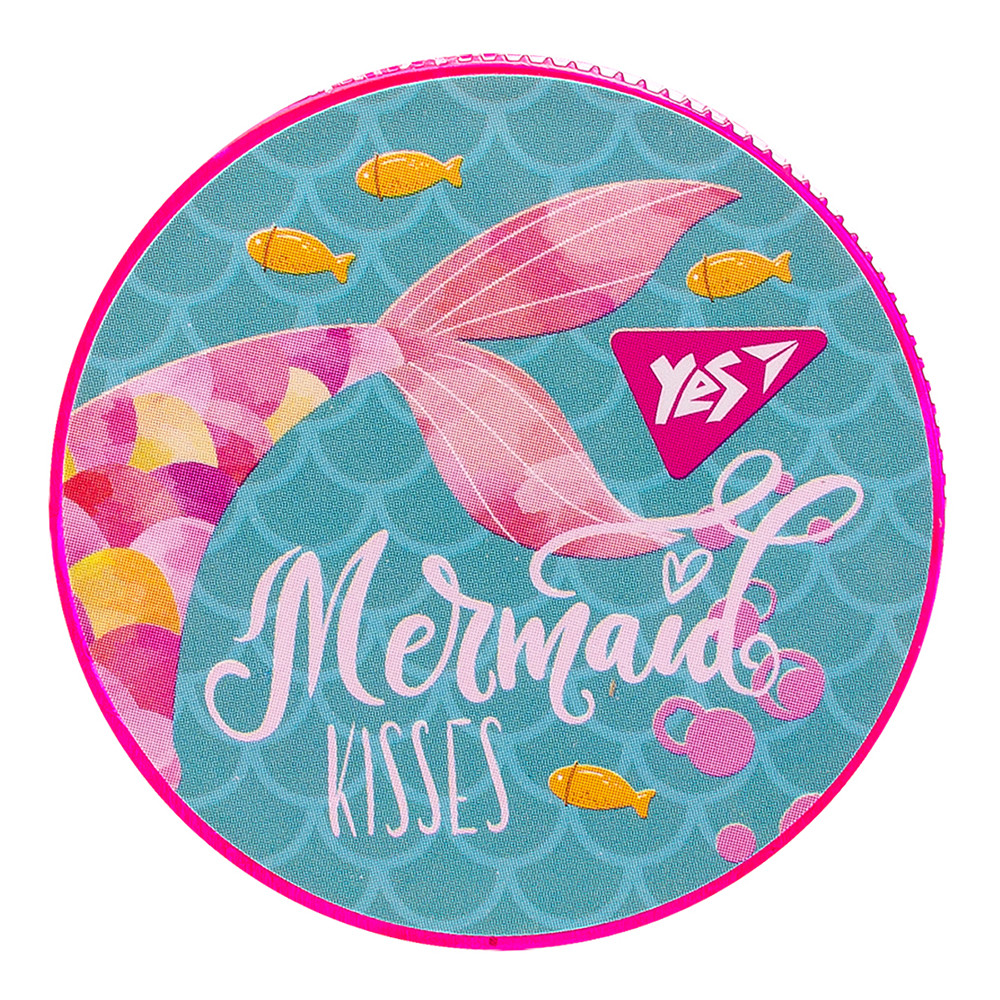 """Точилка YES кругла """"Mermaid"""""""