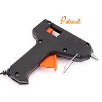 Клеевой пистолет 7 мм, Термопистолет для рукоделия