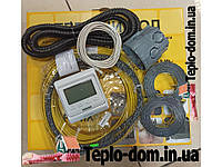 Нагревательный кабель для пола в кухне, 9,2 м2 (1850 вт) (Акционная цена с програматором Е-51)