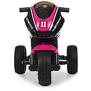 Детский электромотоцикл Bambi Racer M 4135EL-8, фото 2