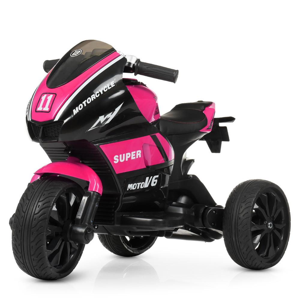Детский электромотоцикл Bambi Racer M 4135EL-8