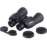 Бинокль Canon 20х50 водонепроницаемый Черный R0485, КОД: 1579310