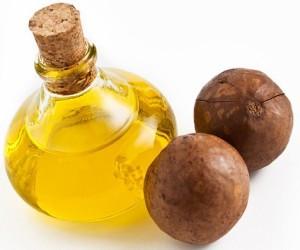 Масло ореха макадамии