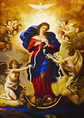 Марія, що розв'язків язує вузли
