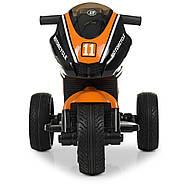 Детский электромотоцикл Yamaha M 4135EL-7 Гарантия качества Быстрая доставка, фото 2