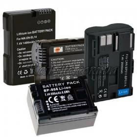 Акумулятори для фотоапаратів