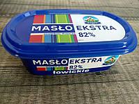 Масло 82% LOWICZ Maslo Extra пластикова упаковка 200 г 16 шт/ящ.