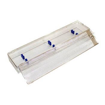 Корзина для ендоскопічних інструментів (660 х 150 х 77), SEB-4080