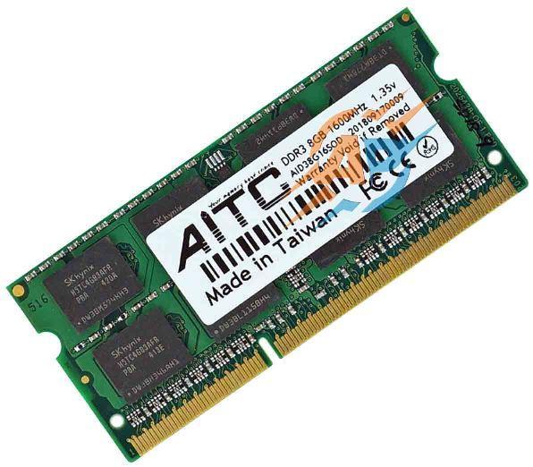Оперативная память AITC SODIMM DDR3L-1600 1.35V AID38G16SOD-L для ноутбуков