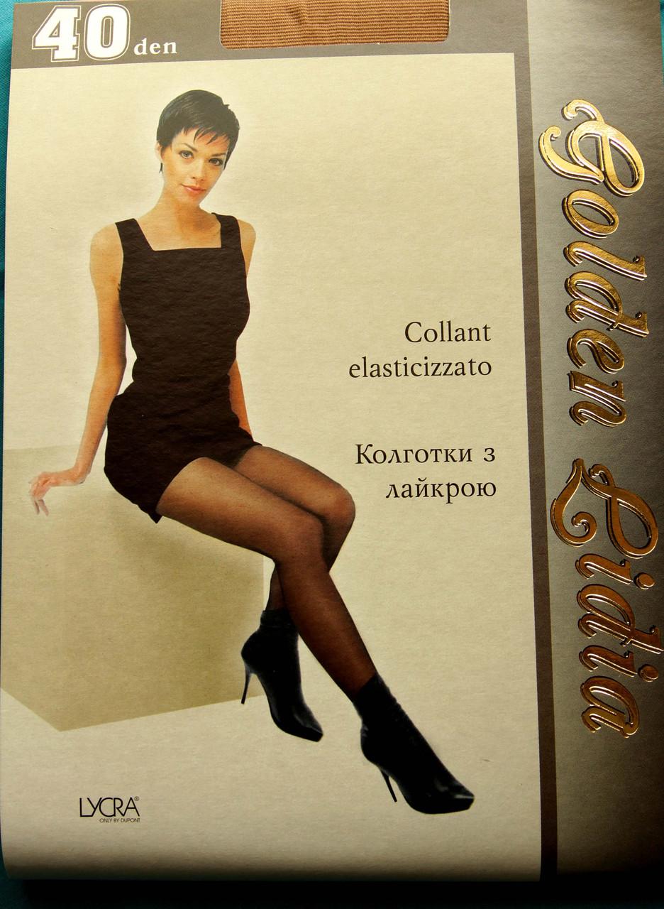 """Женские колготки """"Golden Lidia"""" 40 den"""