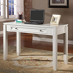 Стол письменный компьютерный из дерева 130