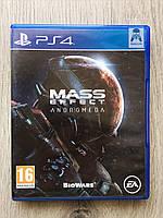 Mass Effect Andromeda (рус. суб.) (б/у) PS4, фото 1