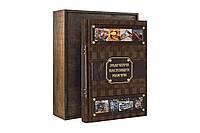 Книга кожаная Увлечения настоящих мужчин, фото 1