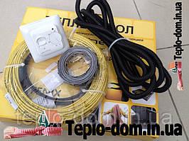 Електрический кабель для пола в комнате, 1,4 м2 (270 вт)  (Супер цена с механическим RTC 70.26)