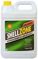 Антифриз Shellzone Antifreeze Concentrate (зеленый) 3,78л