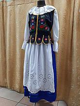 Національний польський костюм жіночий