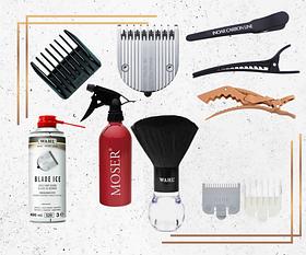 Аксессуары для парикмахерских и салонов красоты