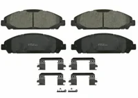 Колодки передние WAGNER LT153 Chevrolet G30 P30 GMC G3500 P3500