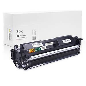 Совместимый картридж HP 30X (CF230X), чёрный, 3.500 копий, аналог Gravitone (GTH-CRG-CF230X-TN-BK)
