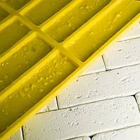 Форма для плиток из гипса Травертин камня декоративного силиконовая полиуретановая