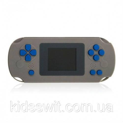 Ігрова приставка Mini Game 268 ігор консоль Сіра