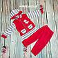 Дитячий костюм № 171 велюр, фото 2