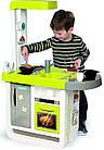 Дитяча інтерактивна ігрова кухня «Черрі» Smoby 310908 з аксесуарами для дітей, фото 3