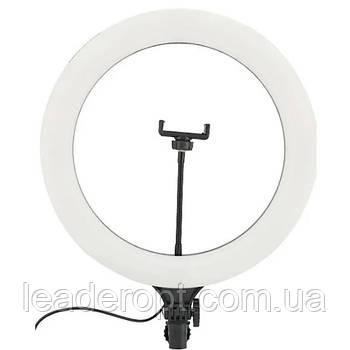 ОПТ Кільцева LED лампа А390 39див зі штативом і пультом