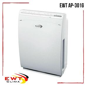 Очиститель воздуха комнатный EWT AP-301G ионизатор, генератор плазмы и 4 фильтра очистки воздуха на 41м2, фото 2