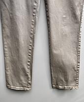 Брюки мужские прямые flash jeans размер 48 (у-65), фото 3