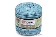 YarnArt Maccheroni, Бирюзово-синий