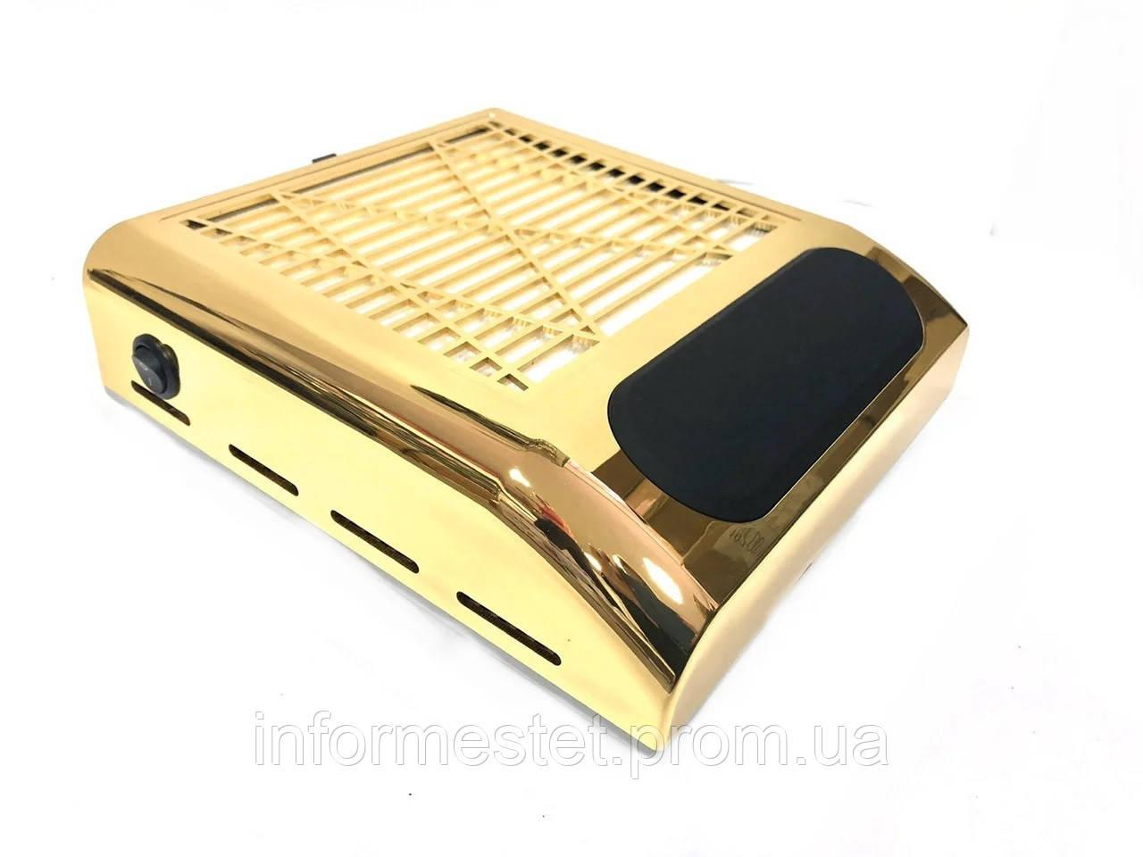 Вытяжка маникюрная настольная BQ 858-8 80 Вт.