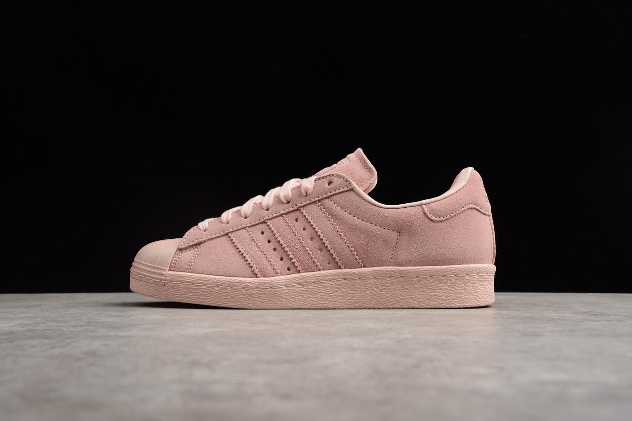 Кросівки жіночі Adidas Superstar / ADM-3368 (Репліка)