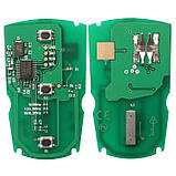 Смарт-ключ для BMW CAS3 868 МГц для серії 1/3/5/7 X5 X6 Z4 Чорний, фото 3