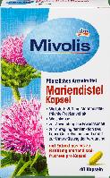 Биологически активная добавка Mivolis Mariendistel молочный чертополох, 40 шт., фото 1