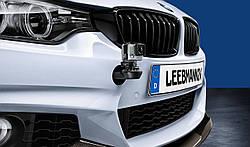 Тримач екшн-камери в бампері BMW Track Fix for action cameras, артикул 51952405467