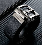 Ремінь Remax Peno series Men's Belt Чорний (PD-01)