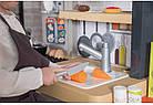 Детская интерактивная игровая кухня ресторан «У Шеф-повара» Smoby для детей, фото 10