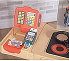 Детская интерактивная игровая кухня ресторан «У Шеф-повара» Smoby для детей, фото 8