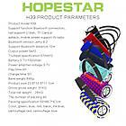 Портативная Bluetooth колонка Hopestar H39, фото 9
