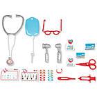 Ігровий набір дитячий Smoby Візок медичної допомоги з обладнанням для дітей, фото 2
