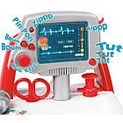 Ігровий набір дитячий Smoby Візок медичної допомоги з обладнанням для дітей, фото 4