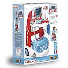 Ігровий набір дитячий Smoby Візок медичної допомоги з обладнанням для дітей, фото 5