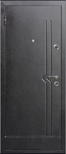 Дверь входная МЕДВЕДЬ Метал/МДФ Карпатская Ель Левая 96х2050